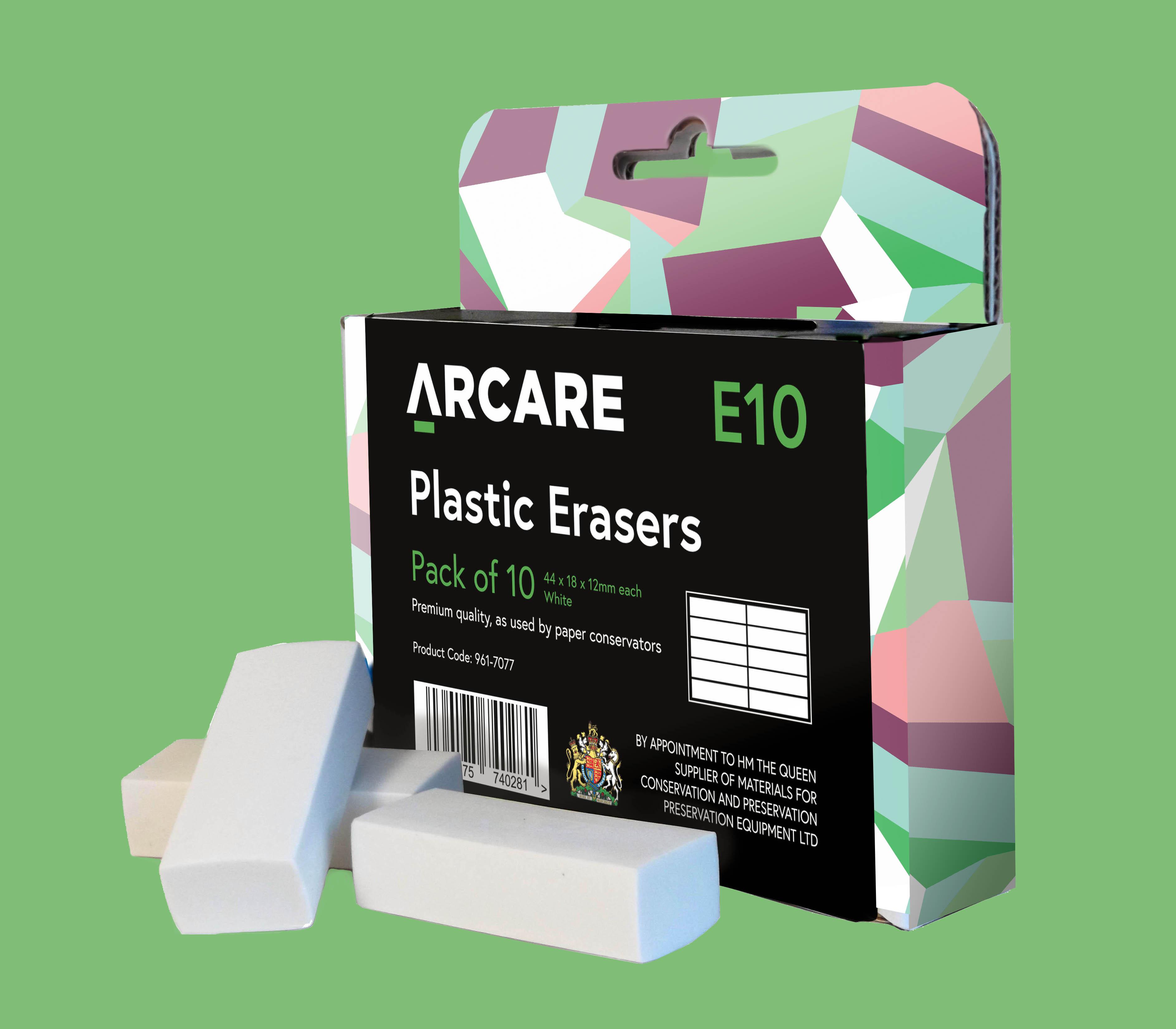 Arcare Erasers